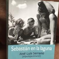 """Sebastián en la laguna"", de José Luis Serrano"