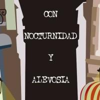 """""""Con nocturnidad y alevosía"""", de Emma Mars"""